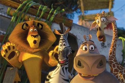 A Natale al cinema -  Dall'articolo: Madagascar 2: quattro nuove immagini.