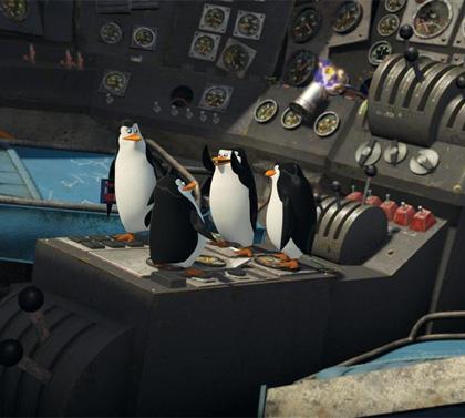 I pinguini -  Dall'articolo: Madagascar 2: quattro nuove immagini.