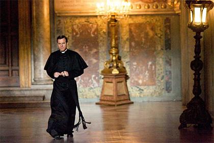 In foto Ewan McGregor (48 anni) Dall'articolo: Le immagini del film Angeli e Demoni.