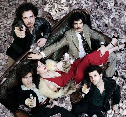 Il lancio pubblicitario -  Dall'articolo: Romanzo criminale diventa una serie tv.