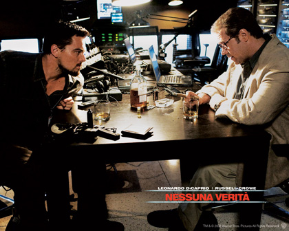 In foto Russell Crowe (54 anni) Dall'articolo: Nessuna verità, arrivano i wallpaper!.