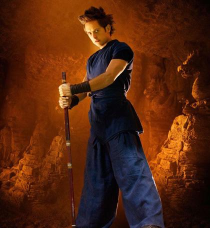 In foto Justin Chatwin (37 anni) Dall'articolo: Dragon Ball il film: una valanga di photo stills.