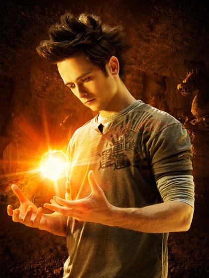 In foto Justin Chatwin (38 anni) Dall'articolo: Dragon Ball il film: una valanga di photo stills.