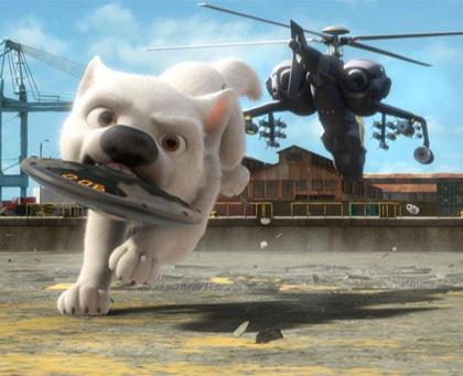 I tre possibili 3D -  Dall'articolo: Bolt, il supercane della Disney arriva in 3D.