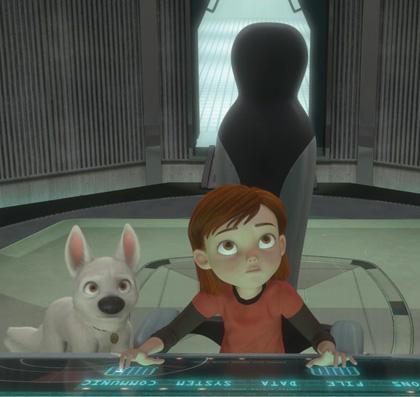 Una questione commerciale o cinematografica? -  Dall'articolo: Bolt, il supercane della Disney arriva in 3D.