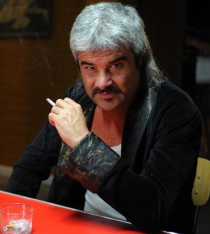 In foto Pino Insegno (61 anni) Dall'articolo: Ti stramo: la fotogallery.