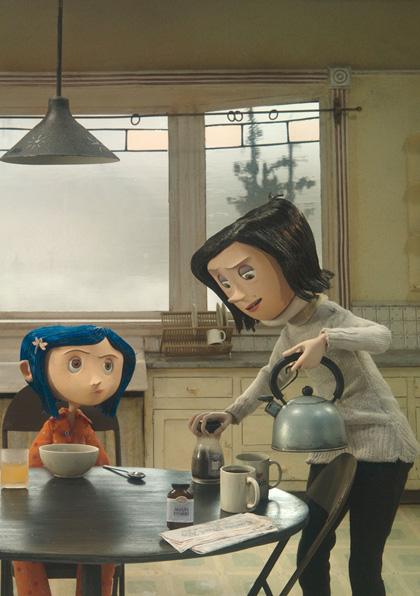 Coraline e la porta magica (2008)