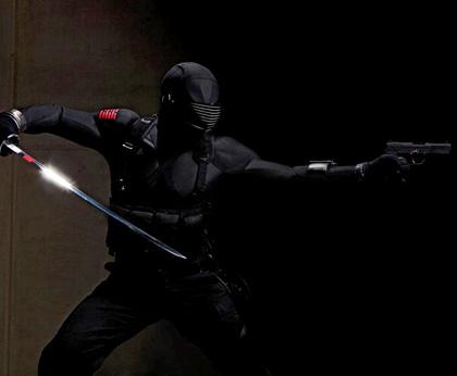 In foto Ray Park (45 anni) Dall'articolo: G.I. Joe: The Rise of Cobra, le prime immagini.