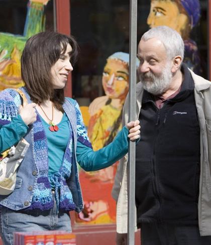 In foto Mike Leigh (78 anni) Dall'articolo: Happy Go Lucky: Per un realismo della felicità.