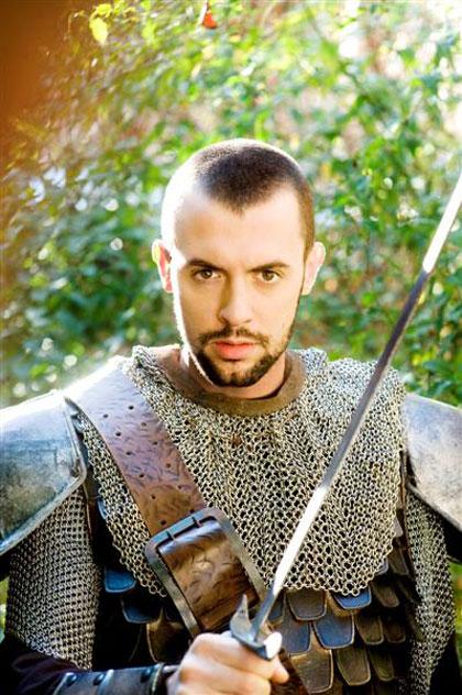Il Caspian italiano -  Dall'articolo: Tagliariol parla del Principe Caspian.