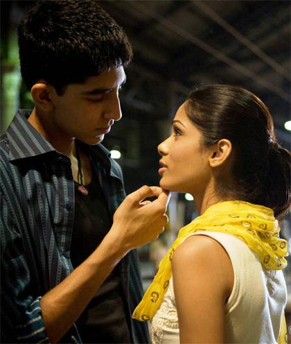 In foto Dev Patel (29 anni) Dall'articolo: Film nelle sale: La felicità porta fortuna? Saw V, Io non ci casco!.