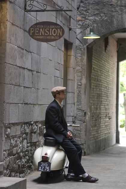 In foto Brad Pitt (57 anni) Dall'articolo: Il Curioso Caso di Benjamin Button: la fotogallery.