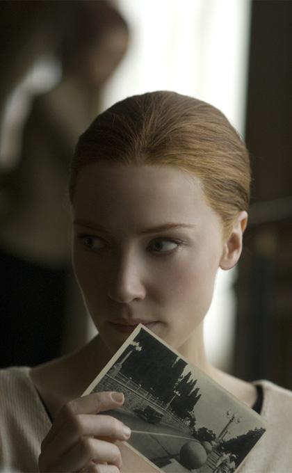 In foto Cate Blanchett (51 anni) Dall'articolo: Il Curioso Caso di Benjamin Button: la fotogallery.