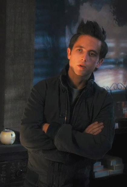 In foto Justin Chatwin (37 anni) Dall'articolo: Dragonball: nuove immagini del film.