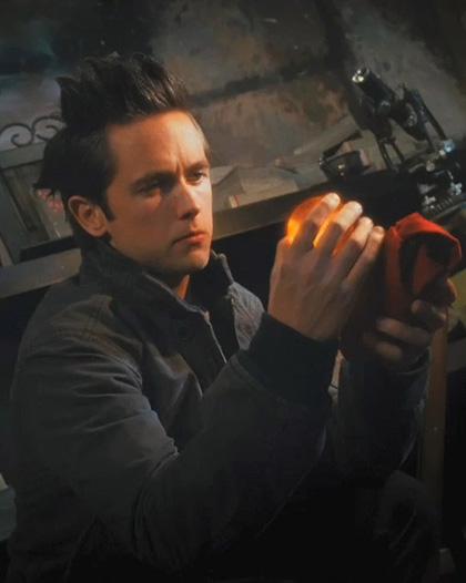In foto Justin Chatwin (38 anni) Dall'articolo: Dragonball: nuove immagini del film.