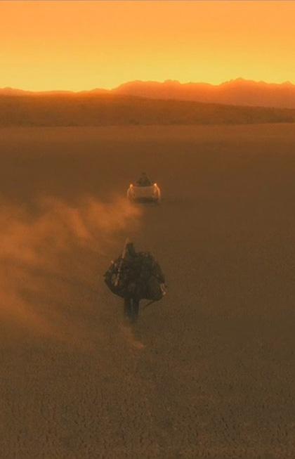 Una scena del film -  Dall'articolo: Dragonball: nuove immagini del film.