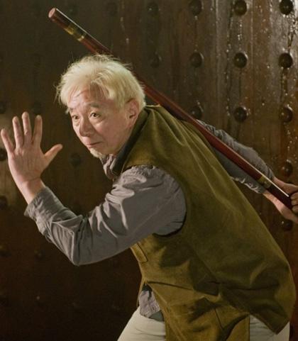 In foto Randall Duk Kim (77 anni) Dall'articolo: Dragonball: nuove immagini del film.