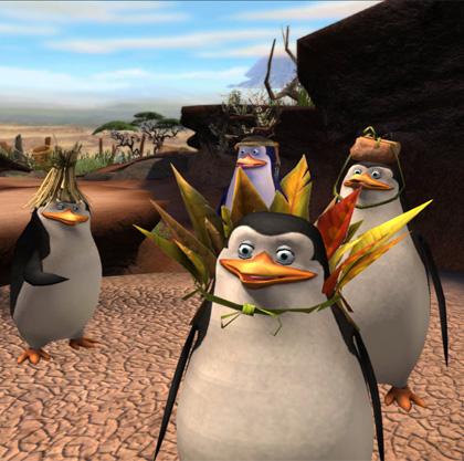 Note di regia II -  Dall'articolo: Madagascar 2, il film.