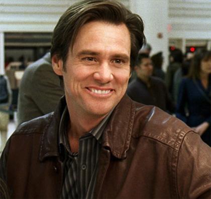 In foto Jim Carrey (59 anni) Dall'articolo: Yes Man: bello, comico e dice sempre sì.