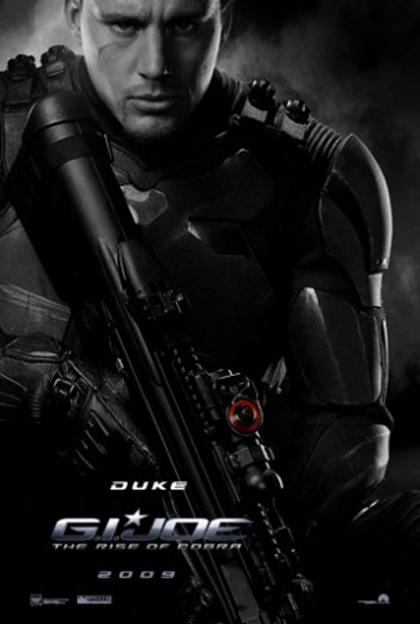 In foto Channing Tatum (39 anni) Dall'articolo: G.I. Joe: The Rise of Cobra, nuovi character poster.