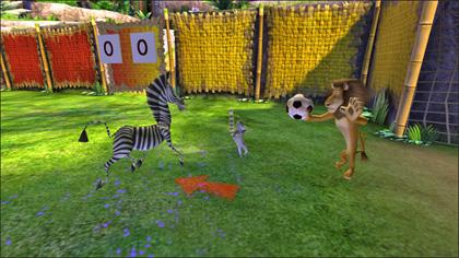 Alex e Marty: la partita continua -  Dall'articolo: Madagascar 2, il videogioco.
