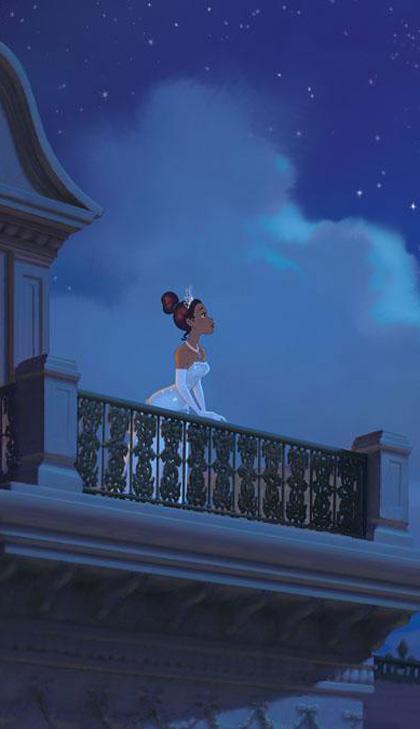 La principessa Tiana -  Dall'articolo: Walt Disney Pictures: i film del 2009.