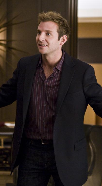 In foto Bradley Cooper (46 anni) Dall'articolo: Yes Man: altre immagini dal film.