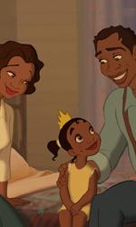 Tiana, Eudora e James -  Dall'articolo: The Princess and the Frog: nuove foto.