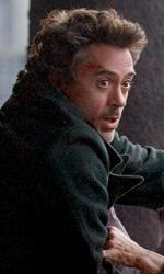 In foto Robert Downey Jr. (54 anni) Dall'articolo: Sherlock Holmes: nuove immagini di Holmes.