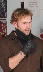 In foto Seann William Scott (43 anni) Dall'articolo: A Couple of Dicks: nuove foto da Brooklyn.