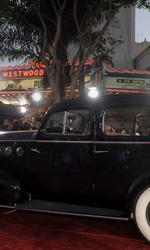 La macchina di Dilinger -  Dall'articolo: Nemico Pubblico: le foto della premiere.
