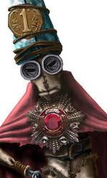 1, il leader del gruppo -  Dall'articolo: 9: il resto della serie dei character poster.