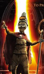 Il poster di 1 -  Dall'articolo: 9: il resto della serie dei character poster.