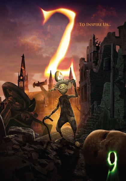 Il poster di 2 -  Dall'articolo: 9: il resto della serie dei character poster.