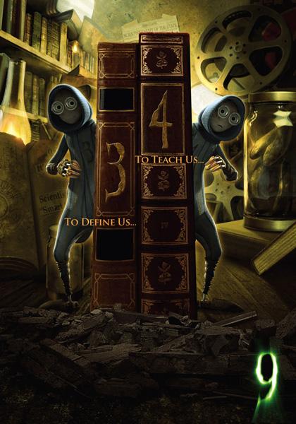 Il poster di 3 e 4 -  Dall'articolo: 9: il resto della serie dei character poster.