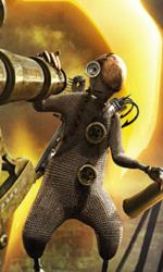 Il poster di 5 -  Dall'articolo: 9: il resto della serie dei character poster.