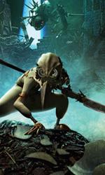 Il poster di 7 -  Dall'articolo: 9: il resto della serie dei character poster.