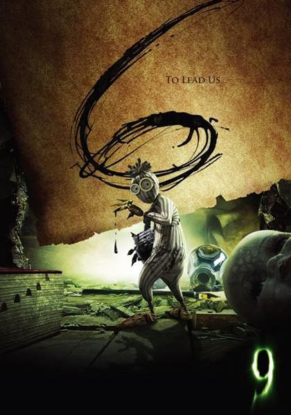 Il poster di 6 -  Dall'articolo: 9: il resto della serie dei character poster.