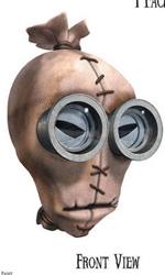 Studio della testa -  Dall'articolo: 9: il resto della serie dei character poster.