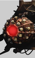 La testa di Fabricator -  Dall'articolo: 9: il resto della serie dei character poster.