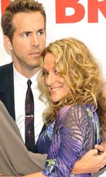 Ricatto d'amore, premiere a Monaco - La regista Anne Fletcher insieme a Sandra Bullock e Ryan Reynolds