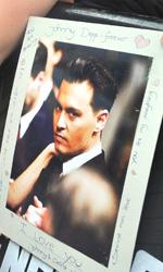 Le fans di Johnny Depp -  Dall'articolo: Nemico Pubblico, premiere a Londra.