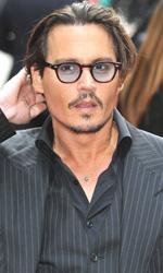 In foto Johnny Depp (57 anni) Dall'articolo: Nemico Pubblico, premiere a Londra.