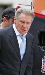 In foto Harrison Ford (76 anni) Dall'articolo: Morning Glory: le foto di Harrison Ford e Rachel McAdams dal set.