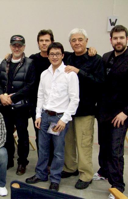 In foto Steven Spielberg (75 anni) Dall'articolo: I Goonies: c'è ancora speranza per il sequel?.