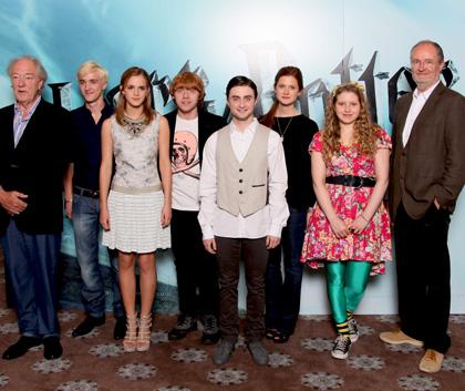 In foto Daniel Radcliffe (29 anni) Dall'articolo: Harry Potter e il principe mezzosangue: il photocall di Londra.