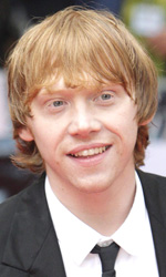 In foto Rupert Grint (30 anni) Dall'articolo: Harry Potter e il principe mezzosangue: il red carpet della premiere londinese.