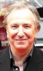 In foto Alan Rickman (72 anni) Dall'articolo: Harry Potter e il principe mezzosangue: il red carpet della premiere londinese.