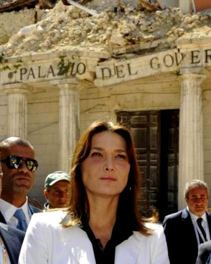 Obama, Clooney, Bruni: divi a L'Aquila - Colt&Magnum