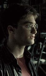 In foto Daniel Radcliffe (29 anni) Dall'articolo: Harry Potter e il principe mezzosangue: gli Inferi della caverna.